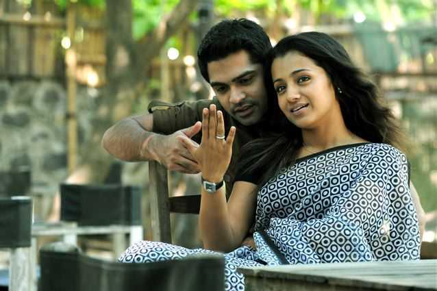 10 years of Simbu-Trishas Vinnaithaandi Varuvaayaa 7 memorable moments