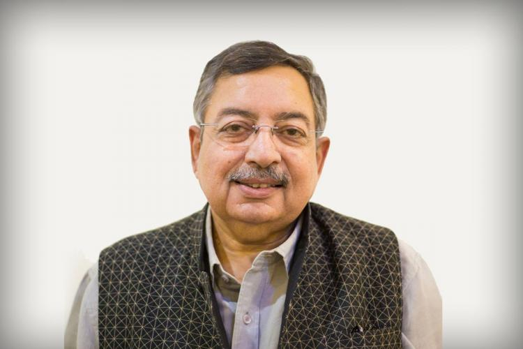 Veteran journalist Vinod Dua