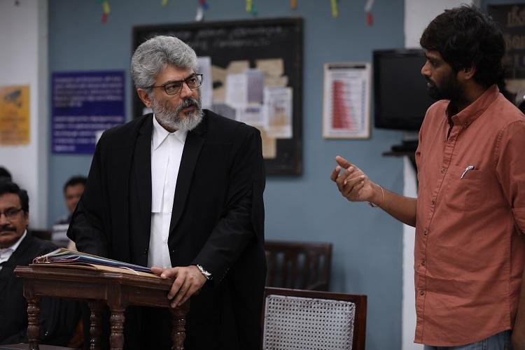 Its necessary that men understand consent Nerkonda Paarvai director H Vinoth