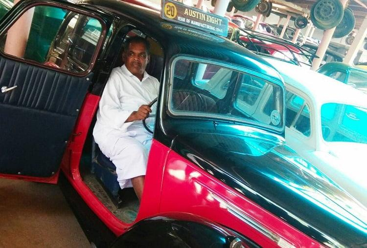 Rain fells tree branch kills vintage car collector Ahmed Haji in Kodagu