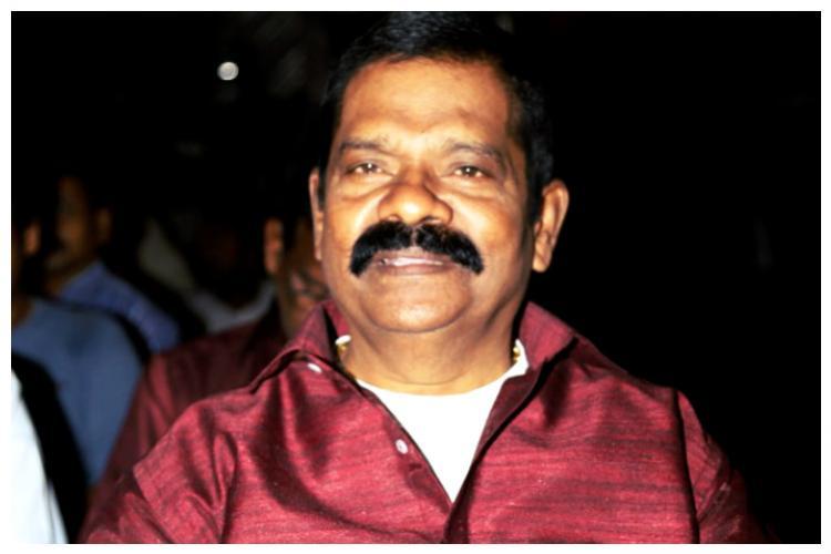 Vinu Chakravarthy actor writer and man who discovered Silk Smitha dies