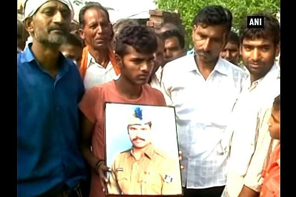 Discrimination Soldiers Funeral Reveals Indias Outsize Outcaste Problem