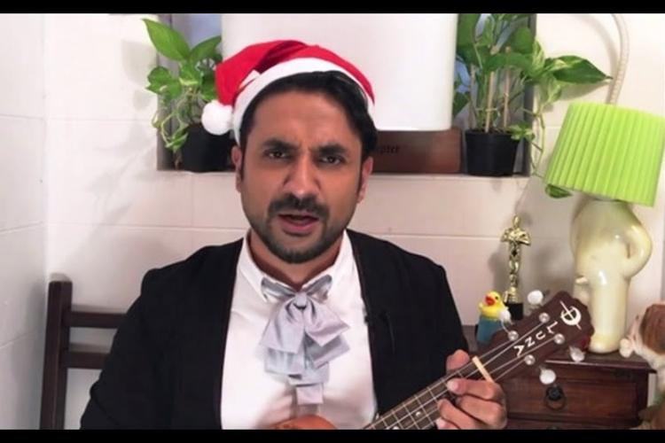 Video Watch Vir Das 2015 wrap up song Jingle Hells