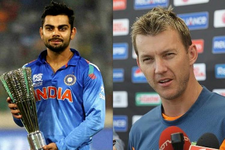 Virat Kohli the best cricketer at the moment Brett Lee
