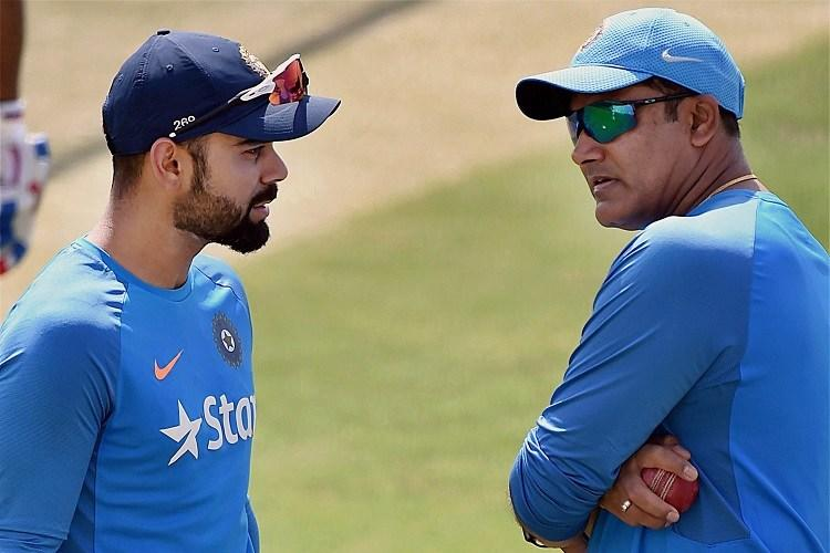 Kohli-Kumble spat The current controversy and its fallout heres the lowdown
