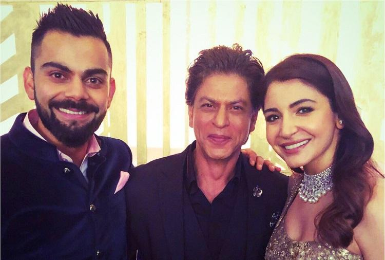 Watch Virat Kohli reveals his dance moves matches Shah Rukh step for step