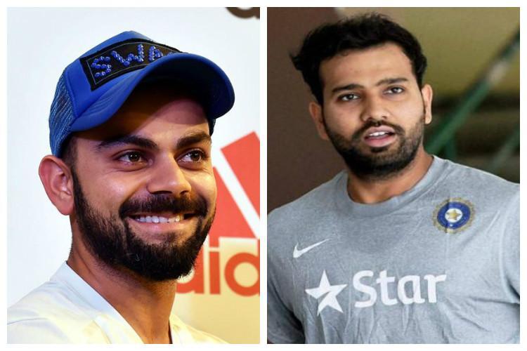 Kohli retains No2 spot Rohit Sharma slips in ODI rankings