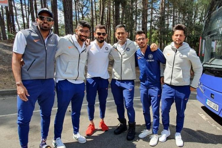 Forced to travel on bus by ICC Team India utilising time to fine-tune strategy