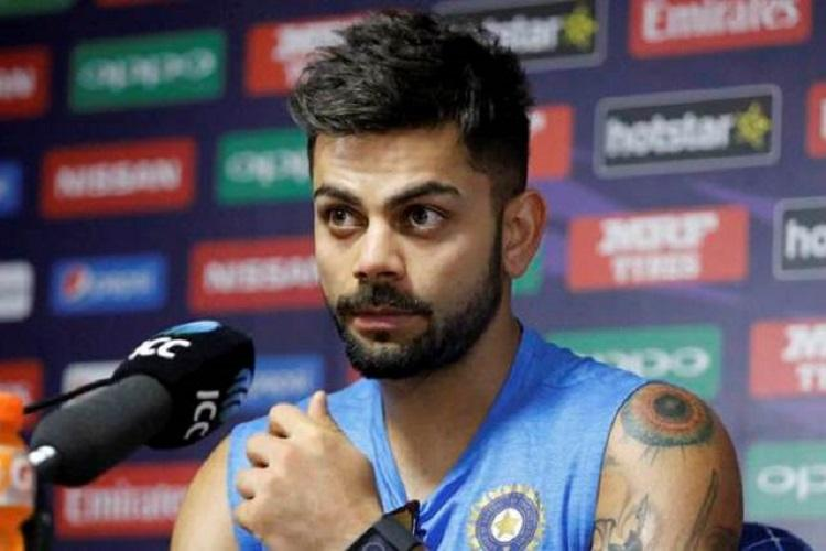 Virat Kohli bats for use of public transport to fight Delhi smog
