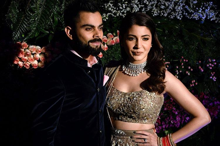 Virushka host Bollywood and sports biggies at Mumbai reception