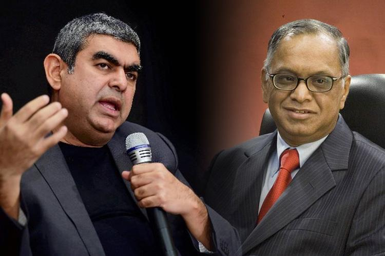What led to Vishal Sikkas resignation A timeline of issues in Infosys