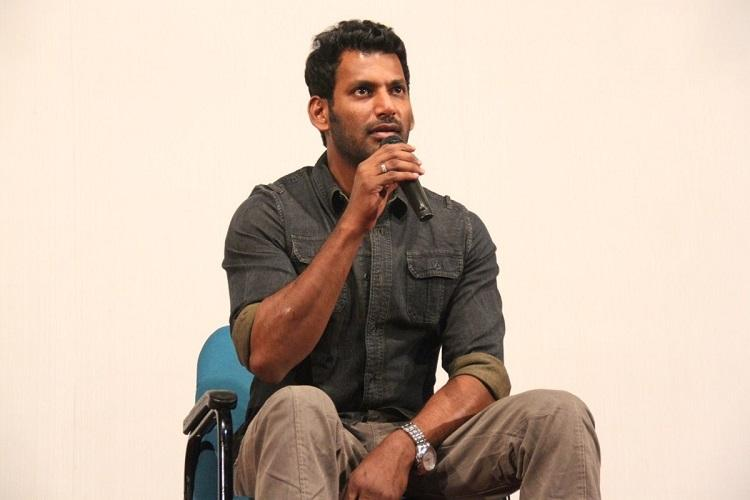 Actor Vishal and team to contest Tamil Film Producer Council election