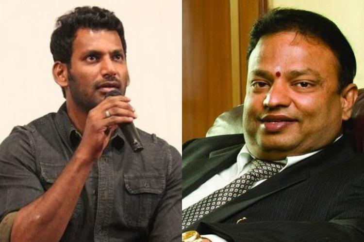 Nadigar Sangam polls How state govts intervention is unsettling film body