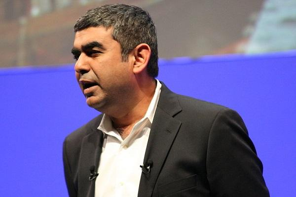 Moving on from Infosys Vishal Sikka likely to join Hewlett Packard Enterprise as CTO