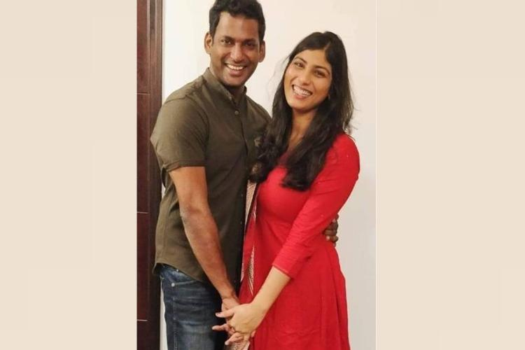 Image result for actor-vishal-confirm-his-marriage