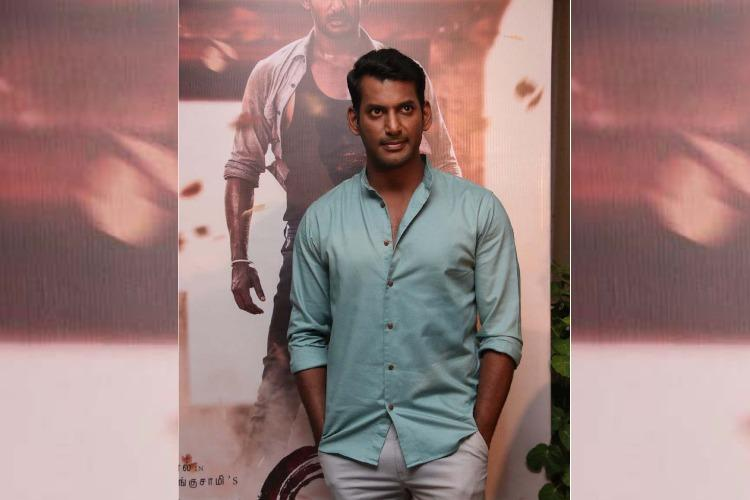Vishal clarifies on wedding rumours says photos of fianc being circulated not true