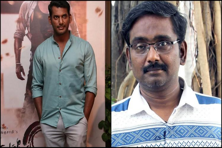 Vasanthabalan lashes out against Vishal on piracy actor responds