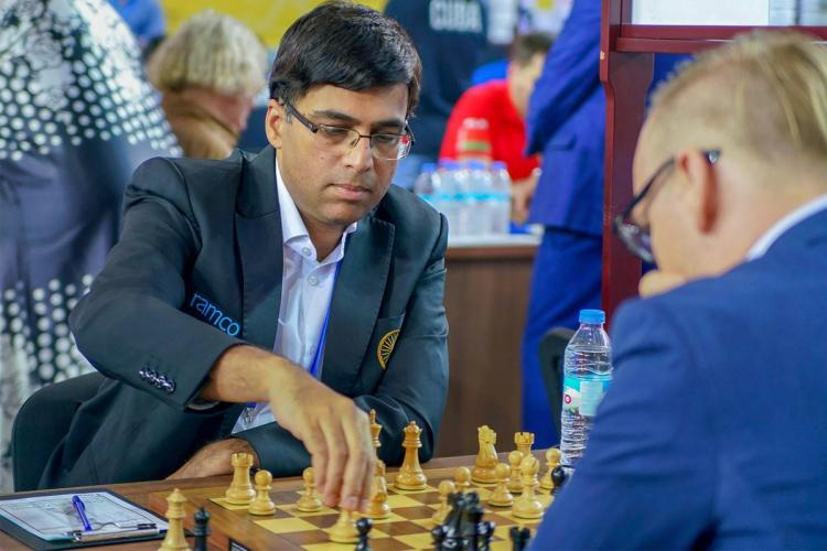 Stuck in Germany for over 3 months Viswanathan Anand to return to India