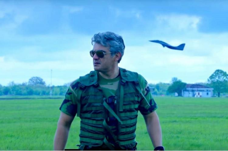Vivegam Review This spectacle is strictly for Ajith fans and we hereby bulletproof ourselves