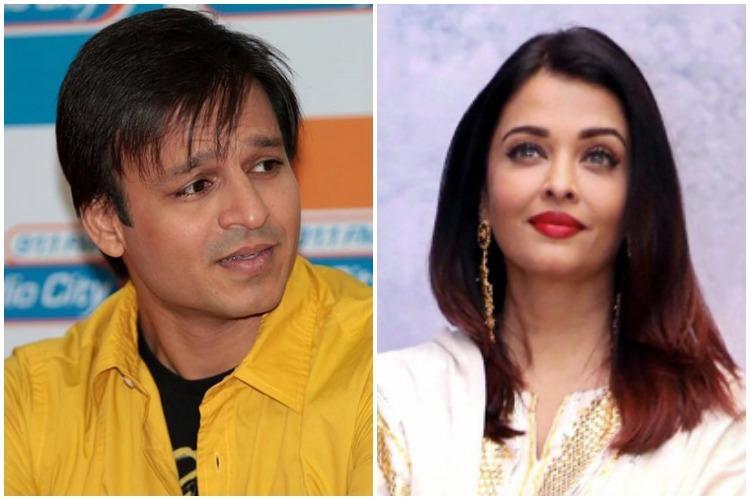 Vivek Oberoi reposts tasteless exit polls meme of Aishwarya Rai gets slammed