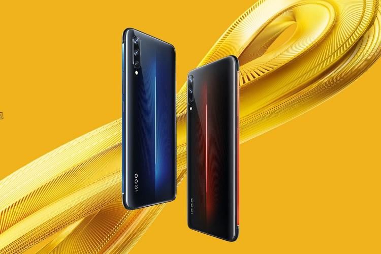 Vivo launches iQoo gaming phone in China with up to 12GB RAM triple rear cameras