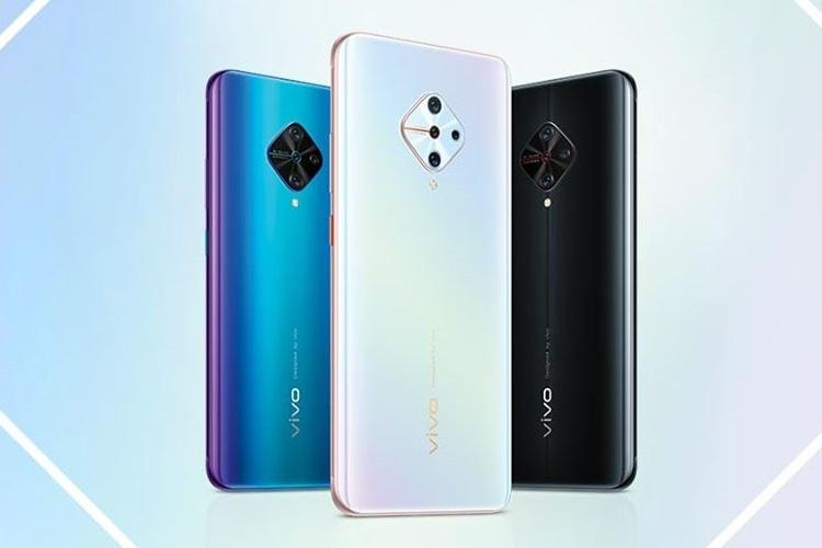 Vivo S1 Pro launched in India with diamond-shaped quad rear camera setup