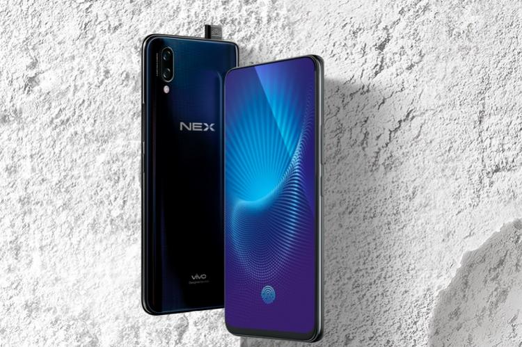 Vivo unveils first all-screen smartphone Nex with pop-up selfie camera
