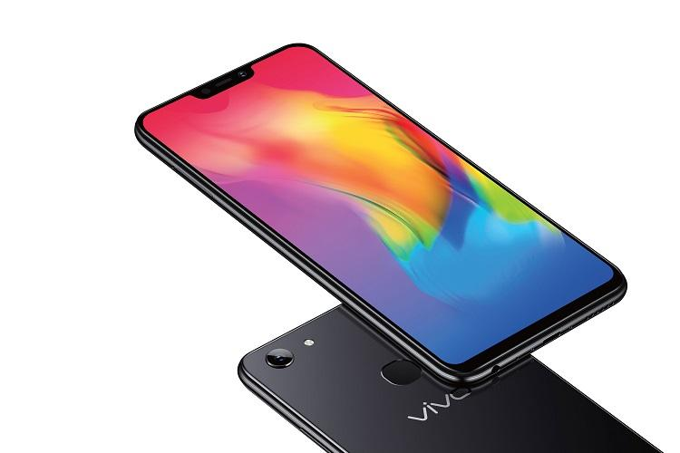 Vivo launches 62-inch Vivo Y83 in India with FullView 20 Display 3260mAh battery