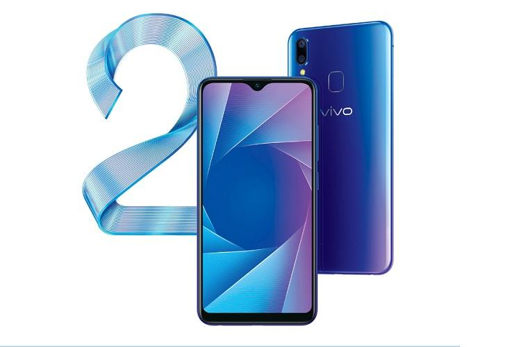 Vivo launches budget smartphone Y95 with 62-inch screen 4030mAh battery