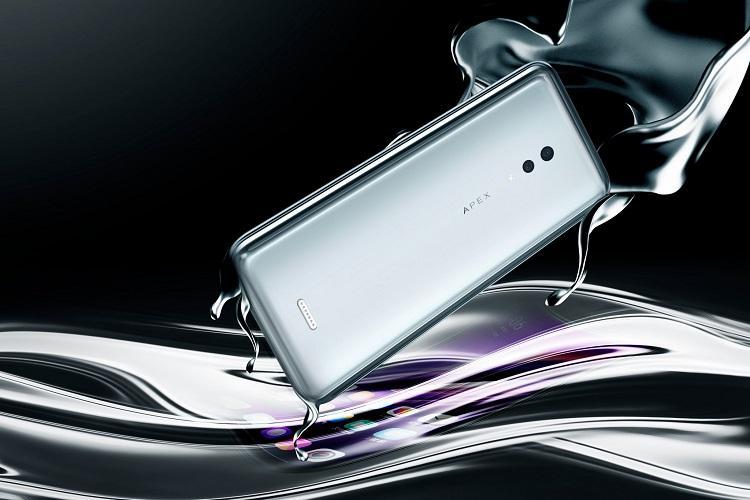 Vivo unveils full-display fingerprint APEX 2019 concept phone