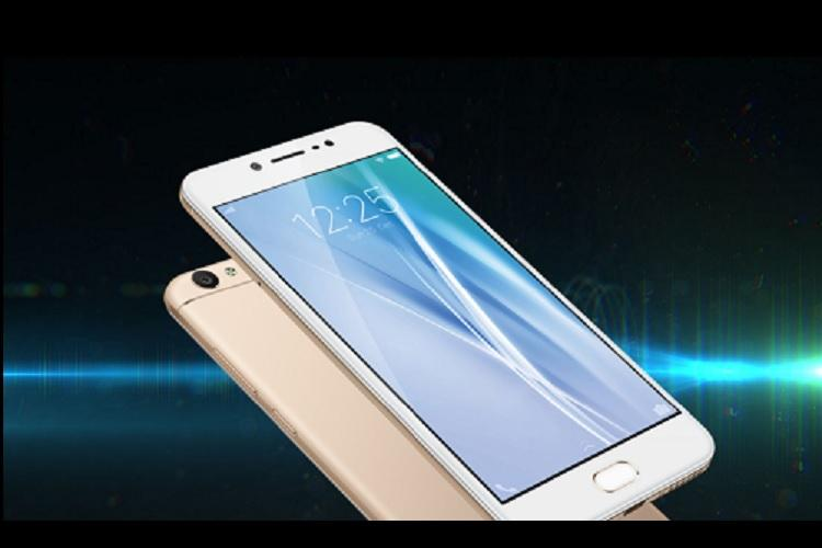 Vivo V5 smartphone Powerful selfie camera balanced performance