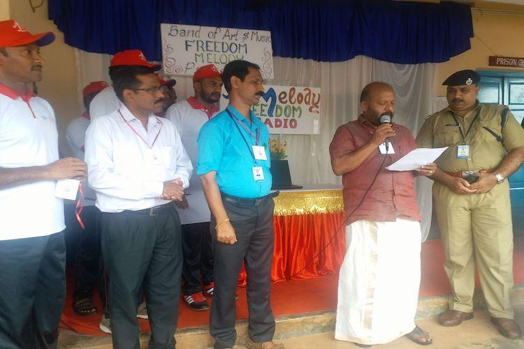 Freedom Melody Radio Viyyur Central Prison in Kerala launches its own FM