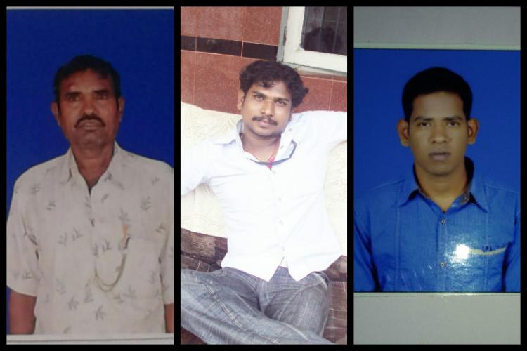 Here are the 8 people from Vizag who are missing along with IAF AN 32 aircraft
