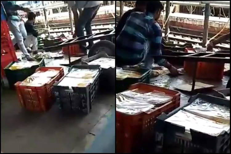 Hyd HC raps officials over video of spilled food being re-packaged at Vizag railway station