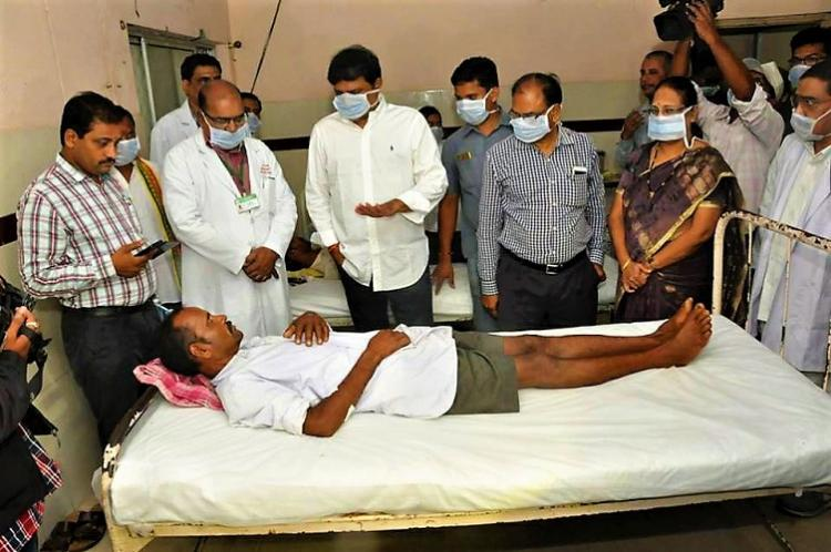 Three more suspected cases of anthrax in Vizag hospital authorities chalk out action plan