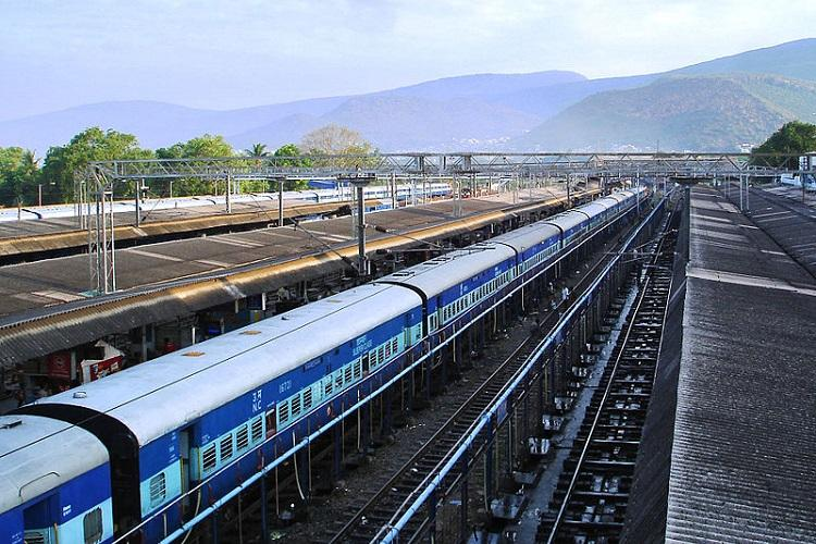After ranking third among Swachh cities Vizag railway station declared cleanest in India