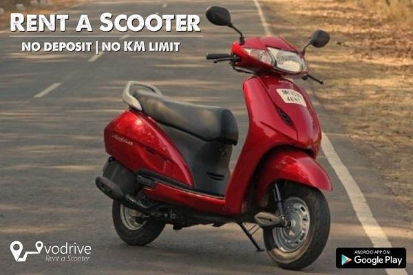 Ola may back scooter-sharing startup Vogo