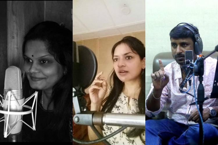 The voice behind the famous face: Meet dubbing artists of