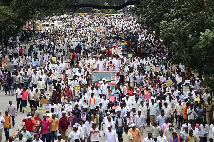 Vokkaligas and Congress rally for DK Shivakumar What this means for Karnataka politics