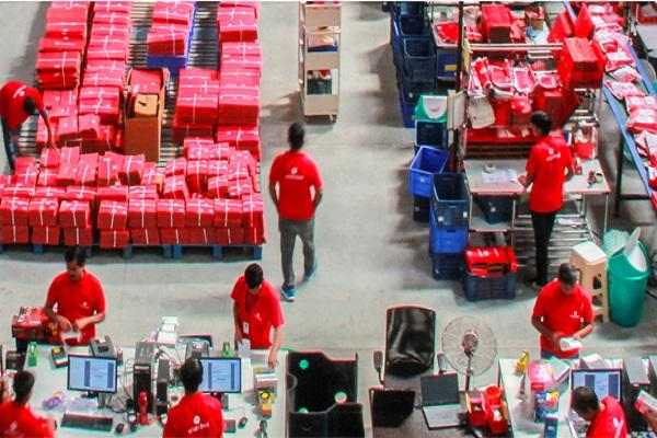 Snapdeal in advanced talks to sell logistics arm Vulcan Express to AllCargo