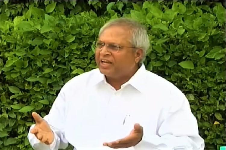 How will you complete Polavaram project in time Former Andhra MP Arun Kumar asks TDP govt