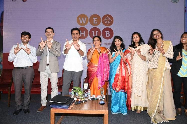 Telangana launches WE Hub Indias first state-led incubator exclusively for women