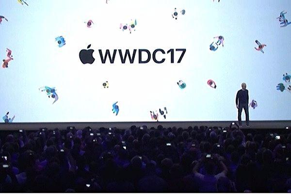 WWDC 2017 Apple launches iOS11 a new version of macOS and updates to watchOS