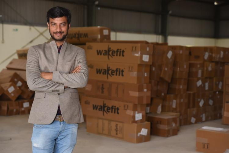 Wakefitco raises Rs 185 cr in Series B round led by Verlinvest Sequoia Capital India