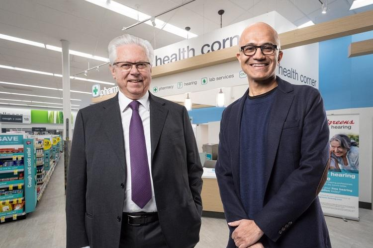 WBA, Microsoft to develop new health care delivery models