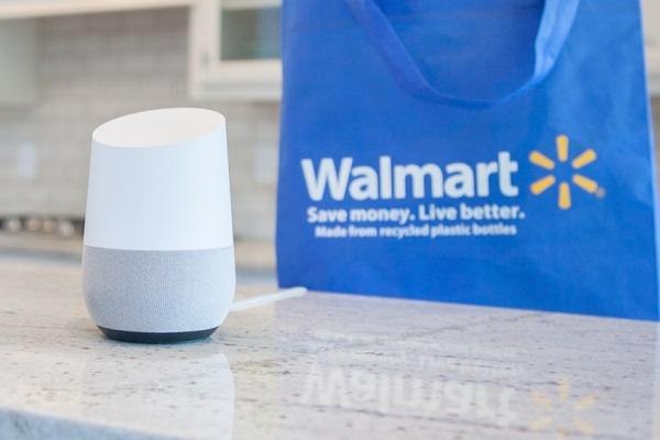 Walmart partners with Google to offer voice-based shopping through Google Assistant