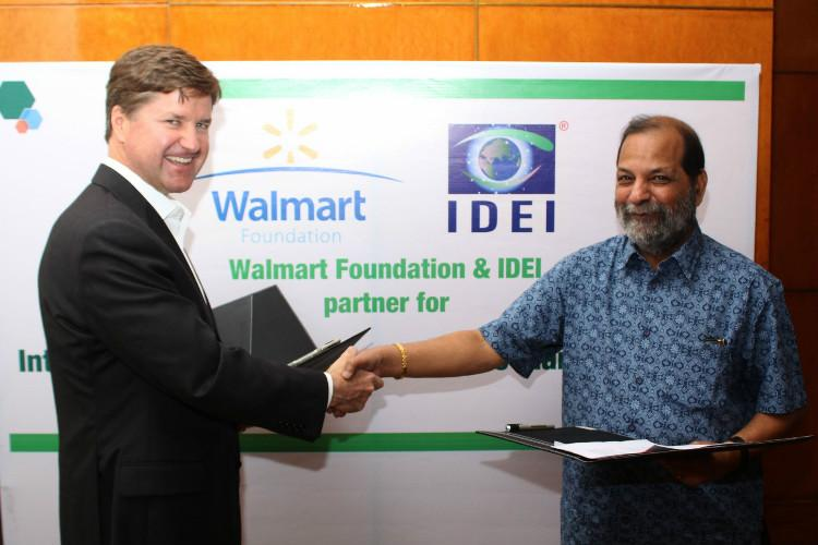 Walmart Foundation to contribute 750000 to help raise farmers incomes in AP