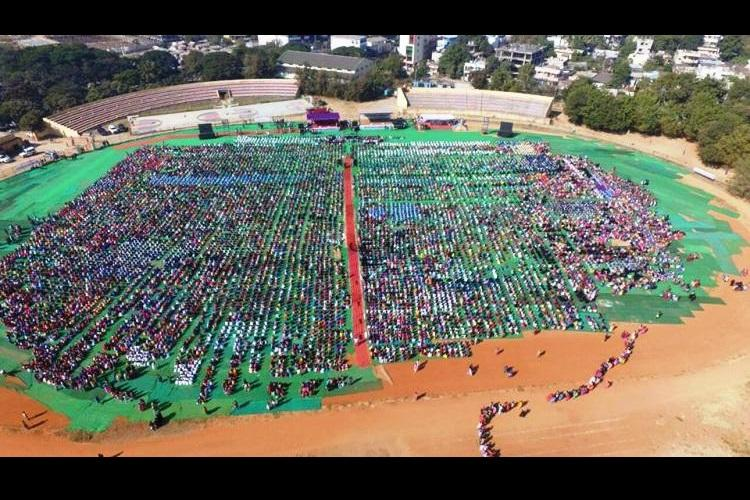 Warangal police bag Guinness World Record with largest self-defence class