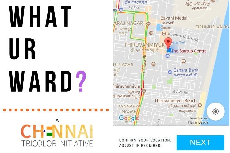 Want to know which ward you belong to in Chennai This app will tell you
