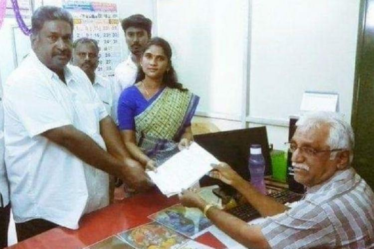 Trans DMK candidate Ria wins local body seat calls it a leap for her community